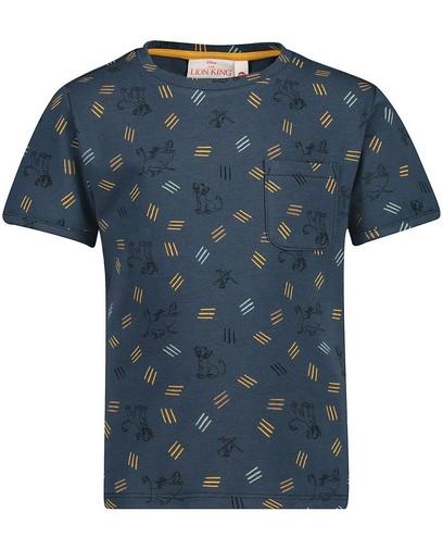Blaues T-Shirt The Lion King, Disney