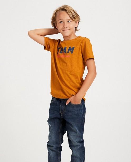 T-shirts - brown -