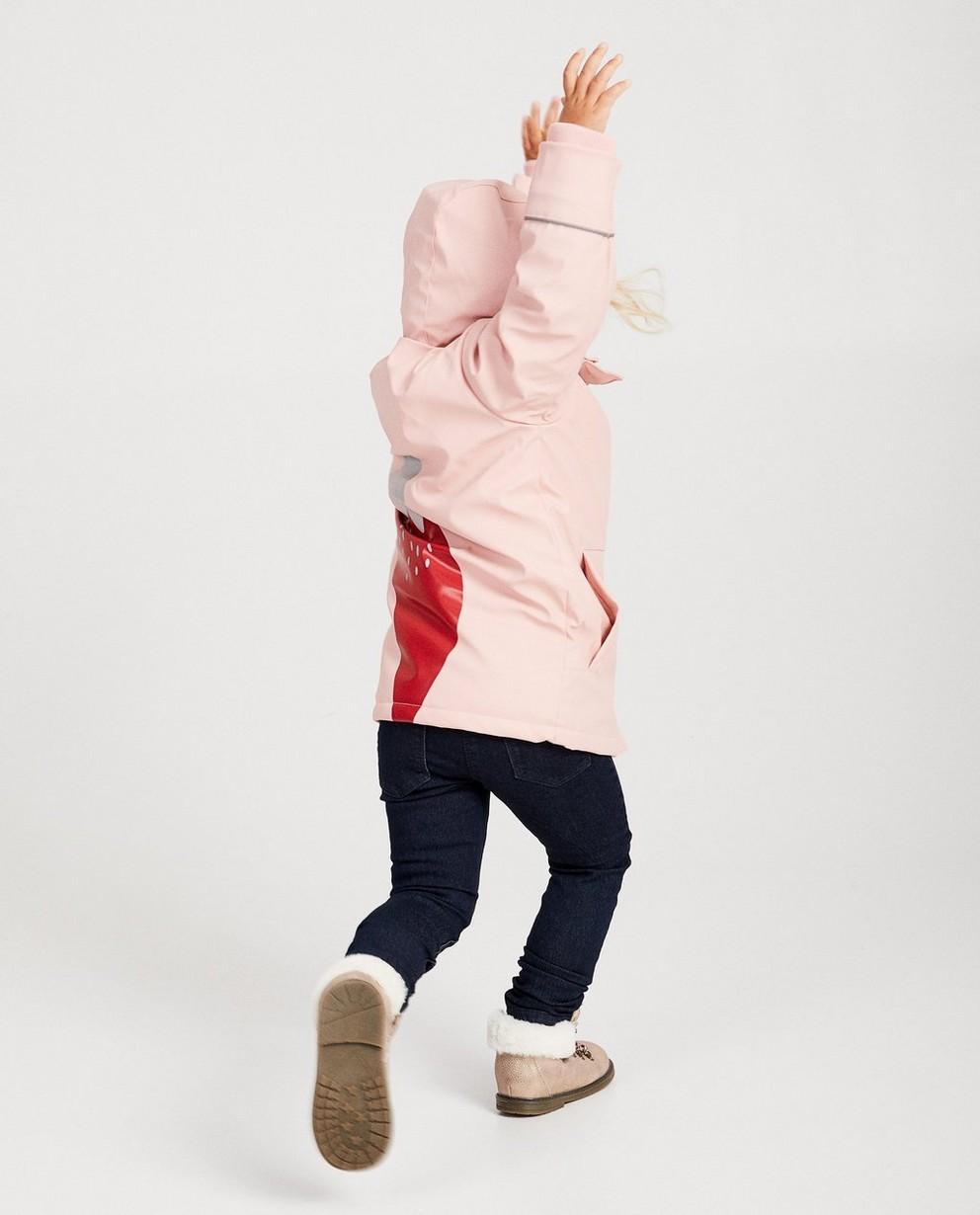 Waterafstotende jas met diertje - regenjas - JBC