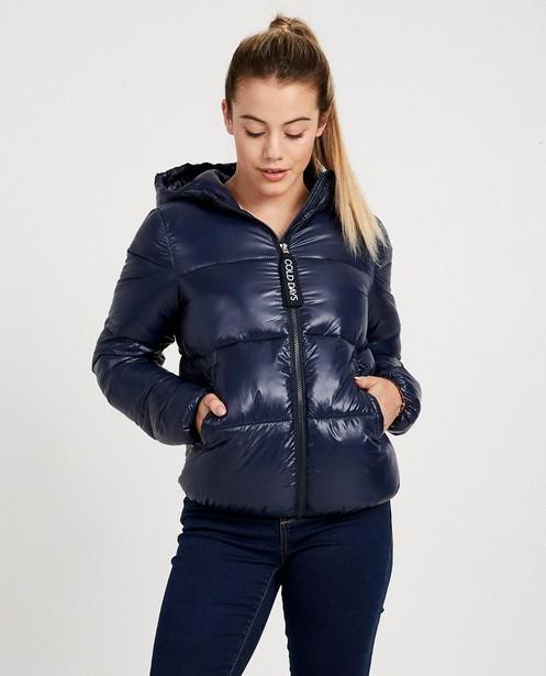 Donsjassen - Waterafstotende blauwe jas
