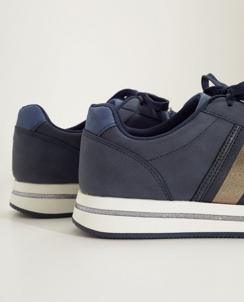 Chaussures - Baskets bleues