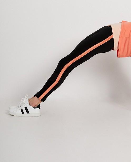Leggings - black -