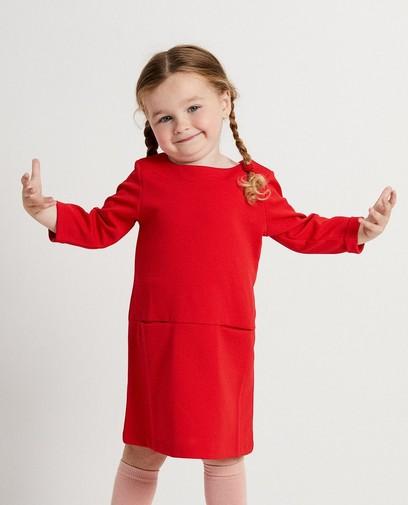 Rood jurkje