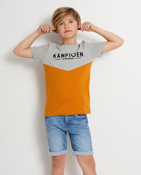 T-shirts - GSM -