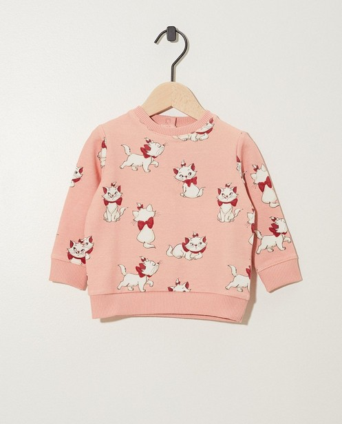 Roze sweater met print Disney - null - Mickey