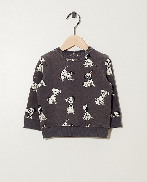 Sweat gris, imprimé Disney - Bambi - Mickey