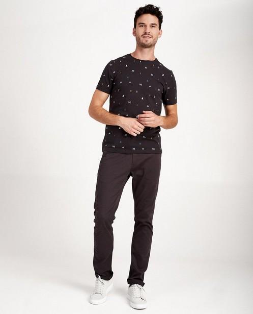 T-shirt en coton bio I AM - imprimé - I AM