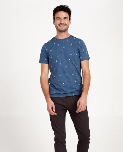 T-shirt van biokatoen I AM
