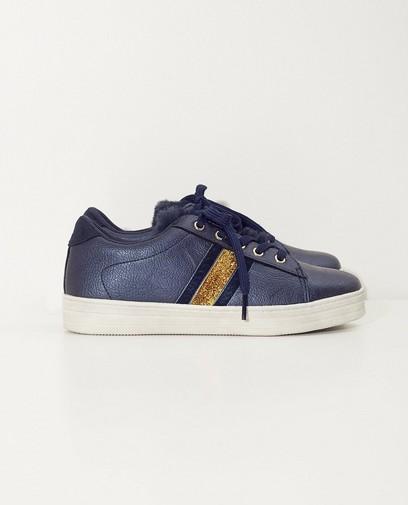 Blauwe sneakers, maat 33-38