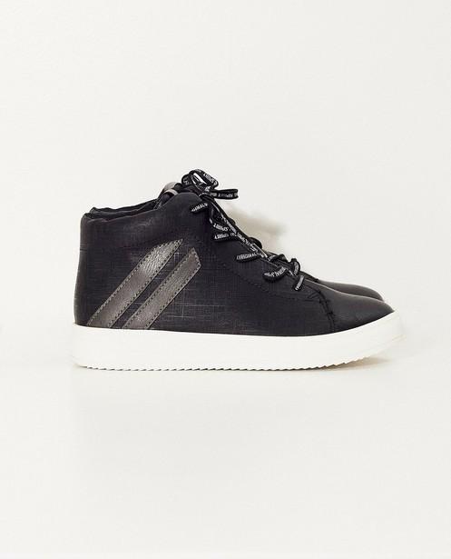 Zwarte hoge sneakers, maat 28-32 - Sprox - Sprox