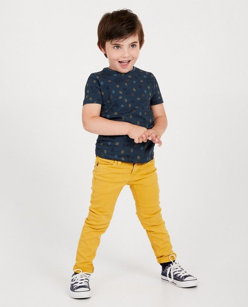 Skinny jaune Roi Lion, Disney - jeans - Lion King