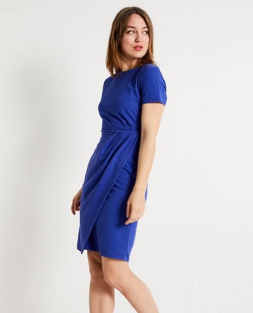 Kleedjes - BLF - Kobaltblauwe jurk