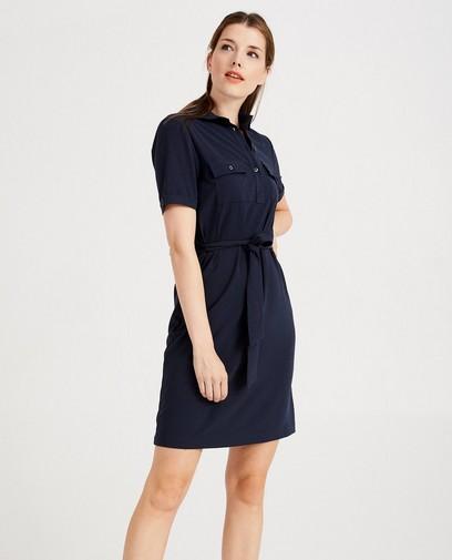 Robe bleu marine Sora