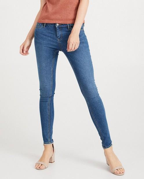 Jeans - BLM - Blauwe skinny FAYE
