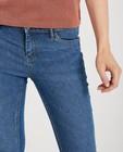 Jeans - Blauwe skinny FAYE