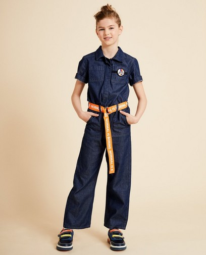 Ontdoe je van alle labels in deze coole jumpsuit