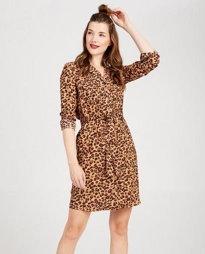 Robe à imprimé léopard Youh!