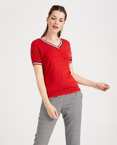 T-shirt rouge Sora