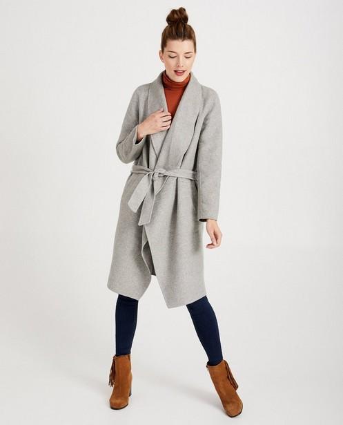 Manteau en laine Sora - laine mélangée - JBC