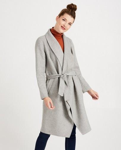 Wollen mantel Sora