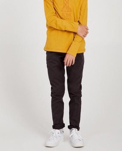 Pantalon gris foncé I AM