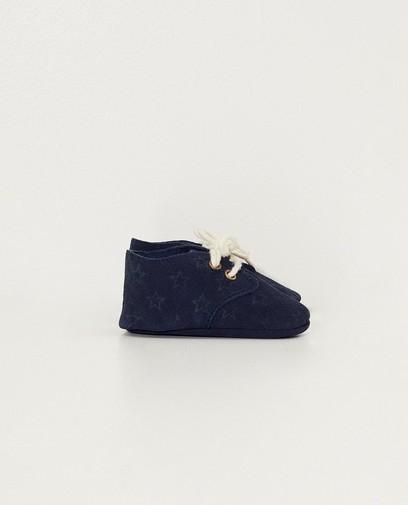 Chaussures bleues pour bébés