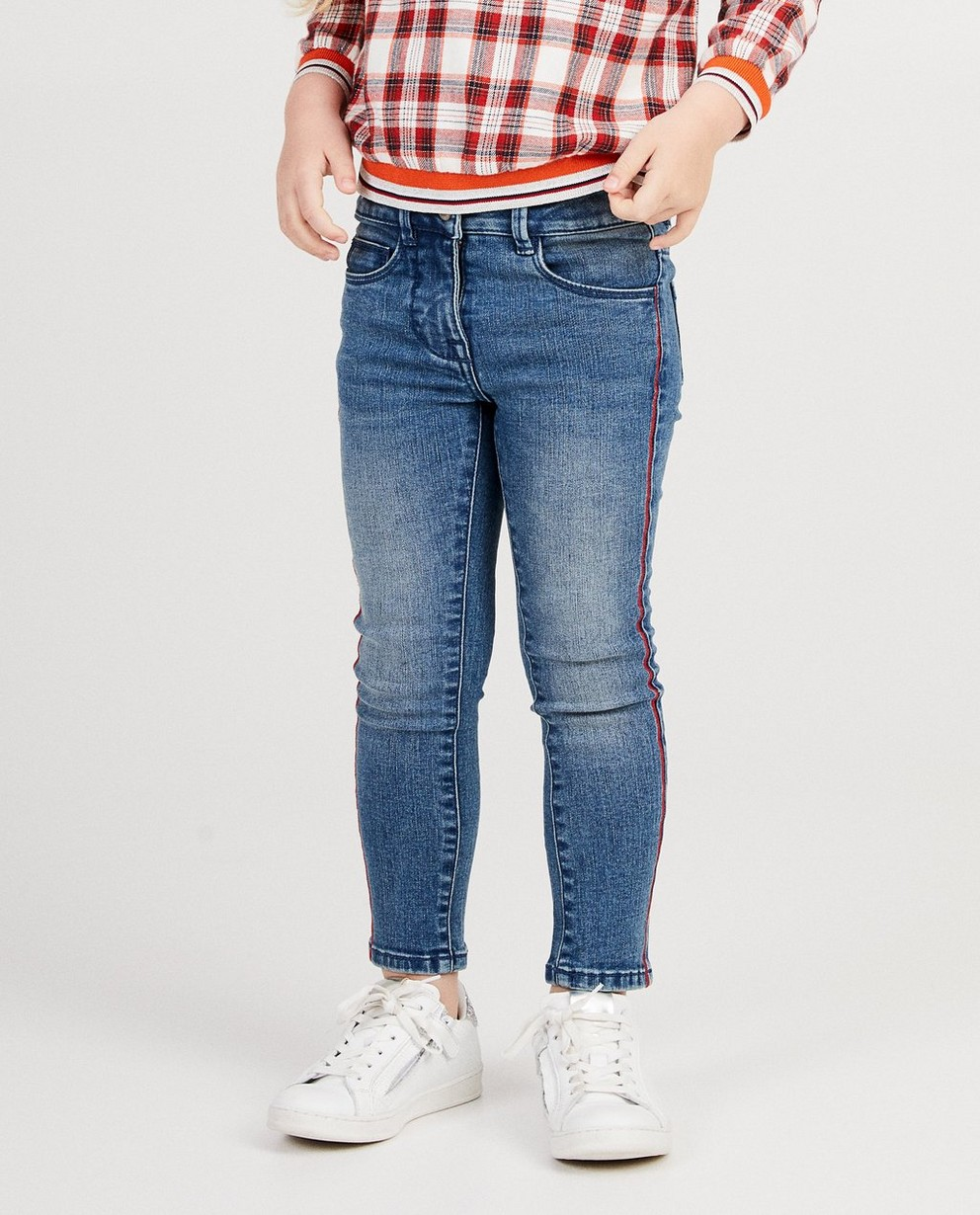 Jeans - aqua -