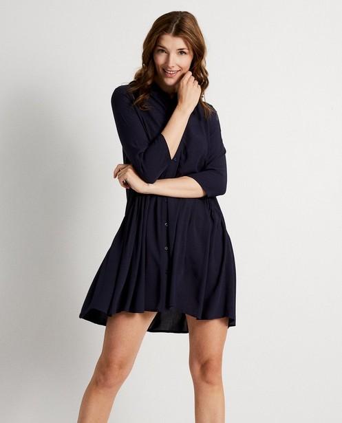 Kleedjes - BLD - Marineblauwe jurk