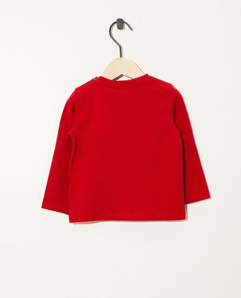 T-shirts - dark red -