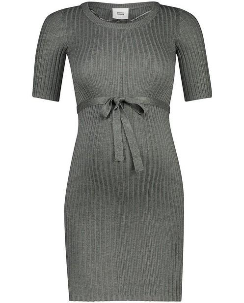 Tunique gris foncé Mamalicious - fin tricot - mali