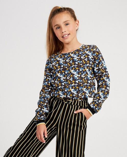 Hemden - Blouse met bloemenprint I AM