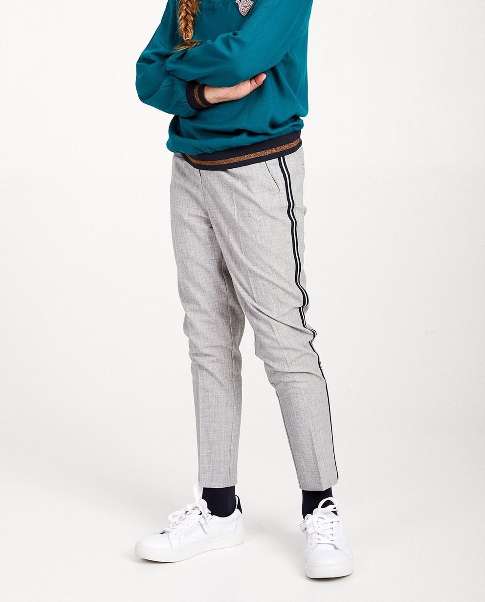 Pantalons - light grey -