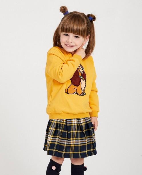 Sweats - geel oker - Sweat jaune «Lady» Disney