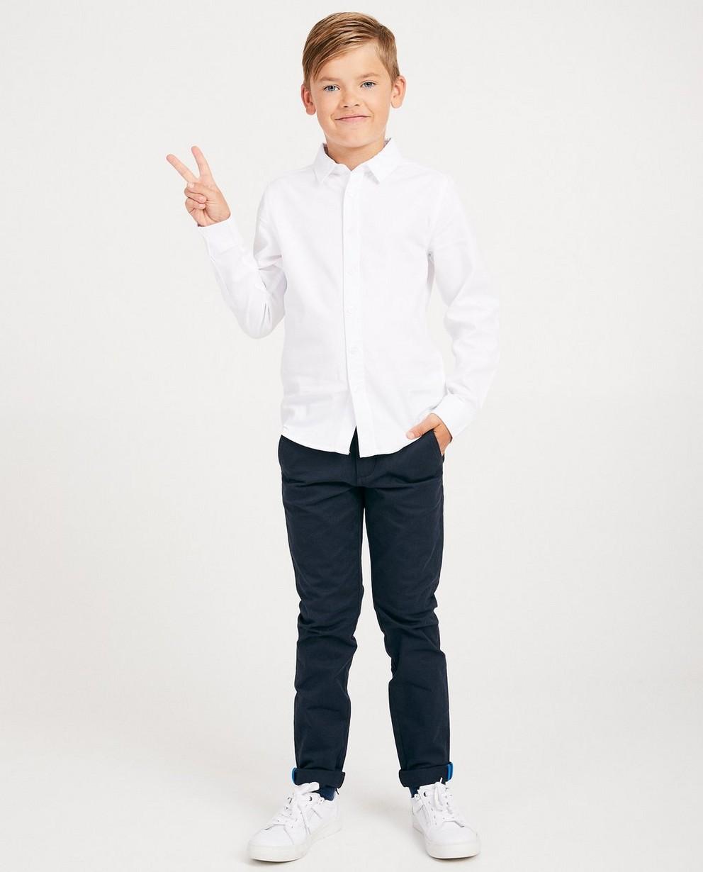 Pantalon bleu foncé - uniforme scolaire - JBC