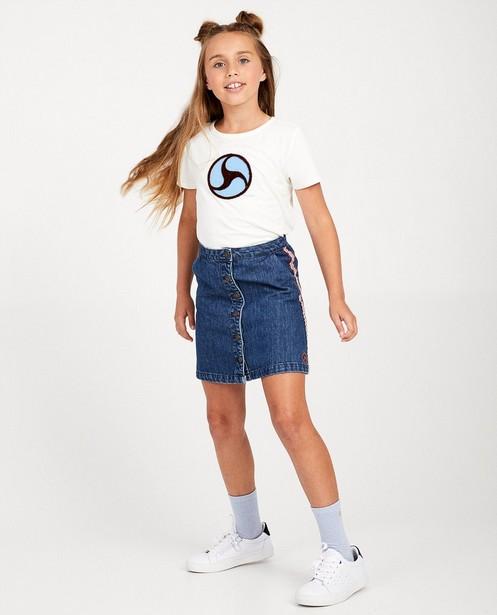 Jupe en jeans Nachtwacht - bleue - Nachtwacht