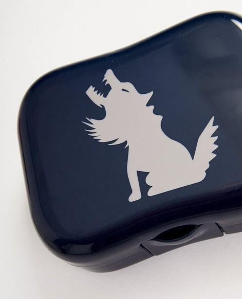 Gadgets - Boîte à tartines bleue