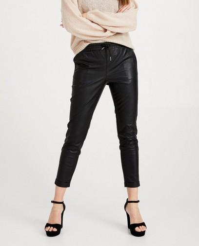 Pantalon similicuir Katja Retsin