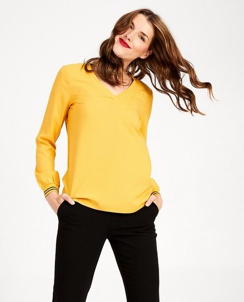 Chemises - geel oker -