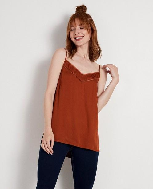 Chemises - brown -
