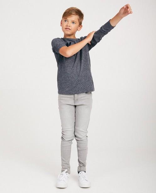 Skinny JOEY, 7-14 ans - bleu - JBC