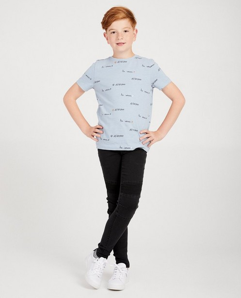Superskinny NOAH, 7-14 ans - gris - JBC