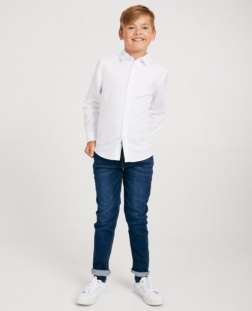 Blauwe skinny jeans - Joey 134-170 - jeans - JBC NL
