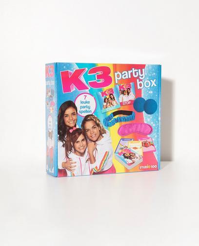 K3-Partybox mit 7 tollen Spielen
