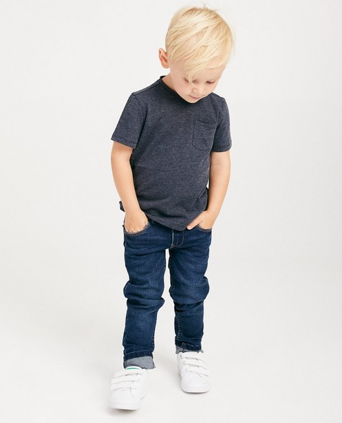 Pantalon dry denim SIMON - 2-7 ans, slim fit - JBC