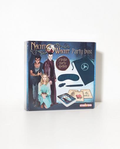 Nachtwache-Partybox mit 7 Spielen