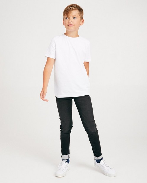 Jeans noir, 7-14 ans - Studio100 - Nachtwacht