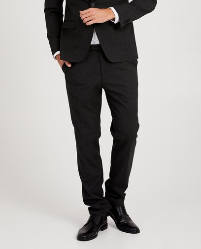 Pantalon de costume anthracite