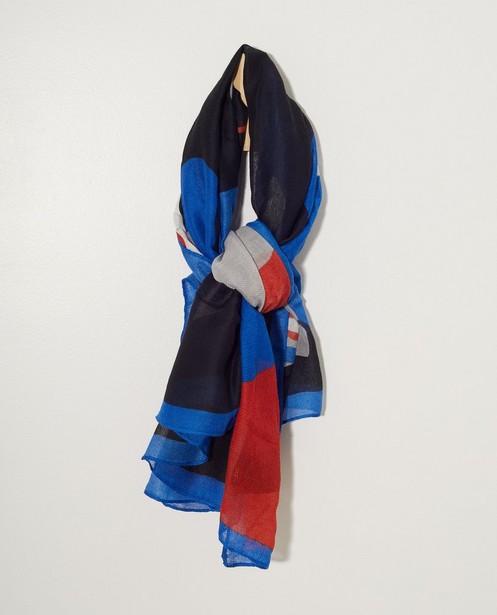 Blauwe sjaal - verschillende kleuren - JBC