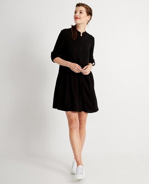 Kleedjes - ZWM - Zwarte jurk