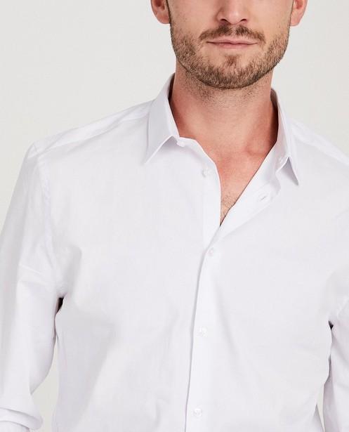 Hemden - Zwart hemd